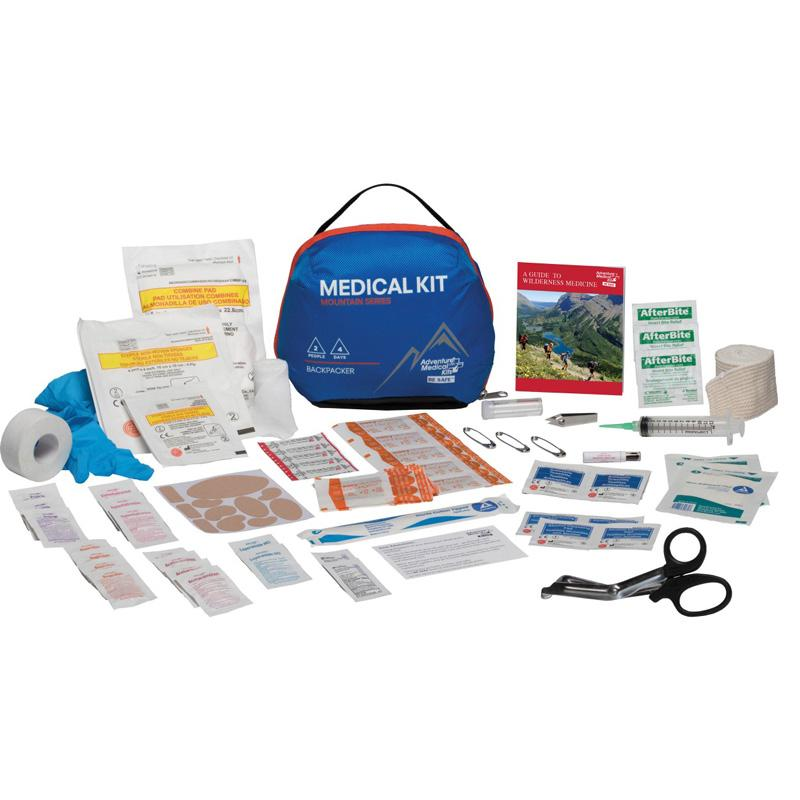 Mountain Backpacker Medical Kit
