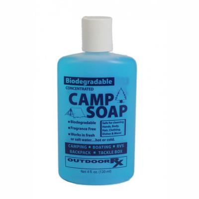 Camp Soap 4 oz.