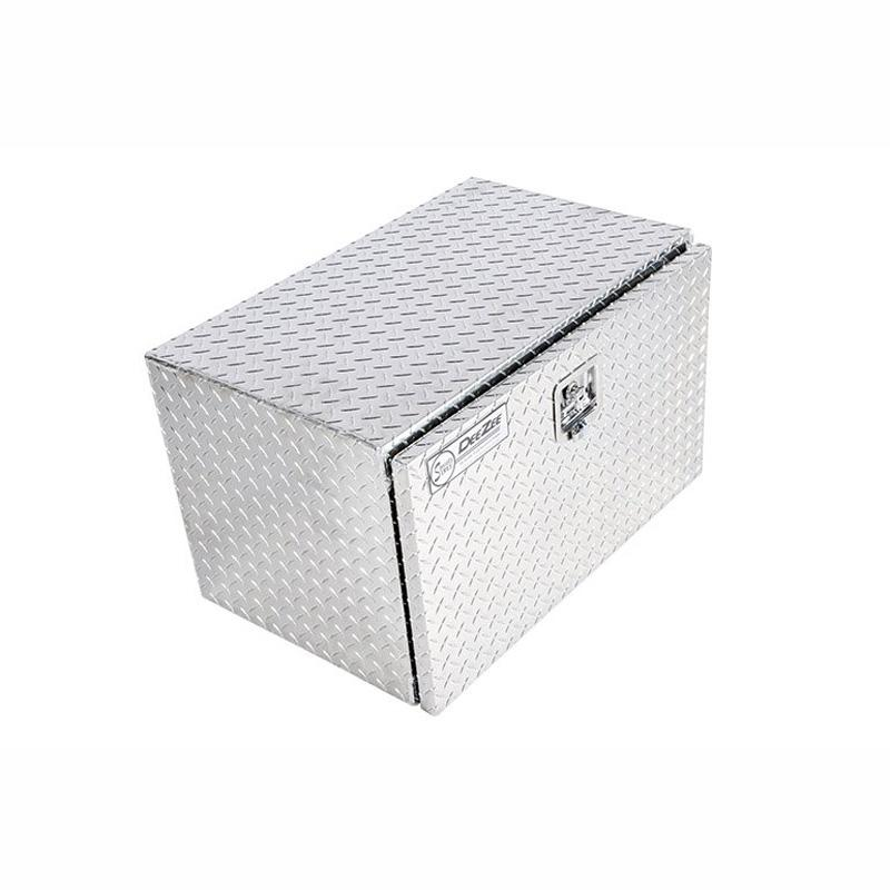 Aluminum Brite- Tread Underbed Box