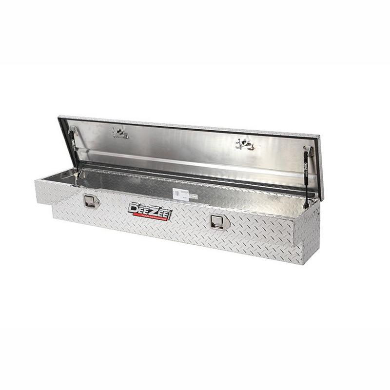 Red Label Side Mount Tool Box