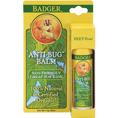 Anti-Bug Balm Sticks - 0.6oz