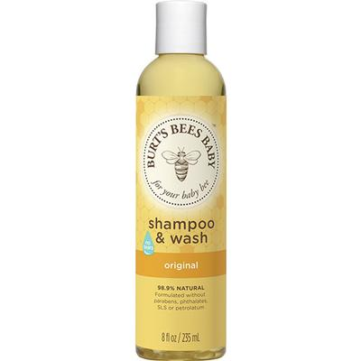 Baby Shampoo and Wash