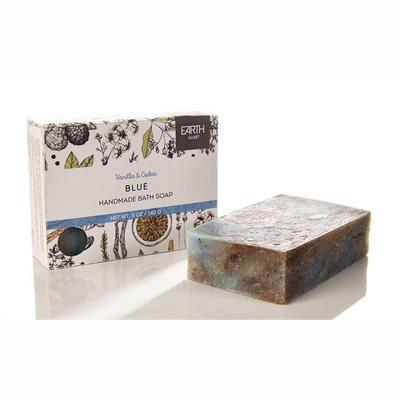 Blue Nearly Natural Bath Soap