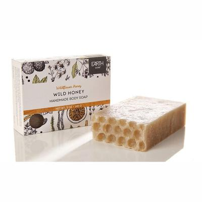 Wild Honey Nearly Natural Body Soap