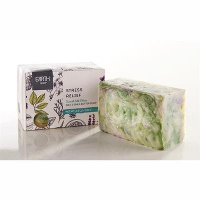 Silk and Shea - Stress Relief Special Edition Soap