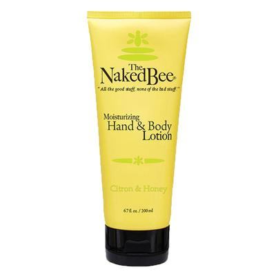 Citron and Honey Lotion