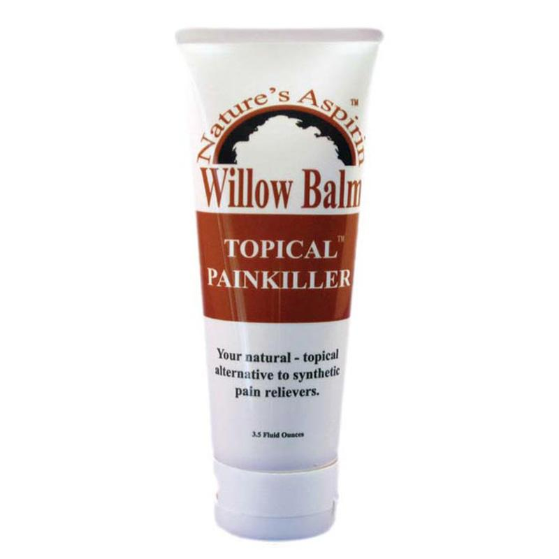 Willow Balm Topical Painkiller