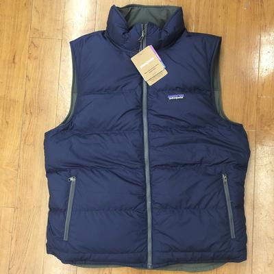 Men's Reversible Bivy Down Vest