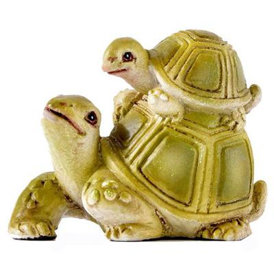 Resin Tortoise Design Mini Figurine