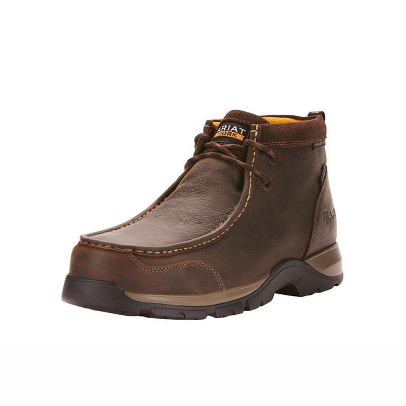 Men's Edge Lte Moc Up Composite Toe Work Boot
