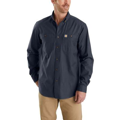 Men's Rugged Flex Rigby Long-Sleeve Work Shirt