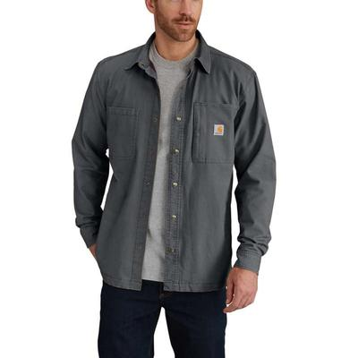 Men's Rugged Flex® Rigby Shirt Fleece-Lined Jacket