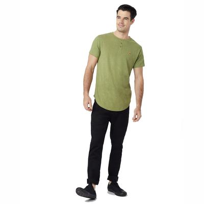 Men's Long T Henley