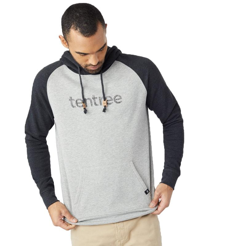 Men's Wood Mark Hoodie