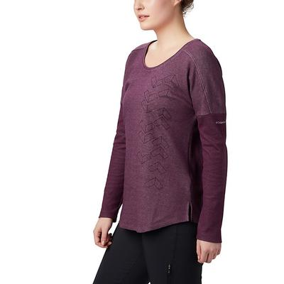 Women's Times Two™ Novelty Knit Long Sleeve Shirt