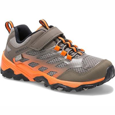 Big Kid's Moab FST Low A/C Waterproof Sneaker