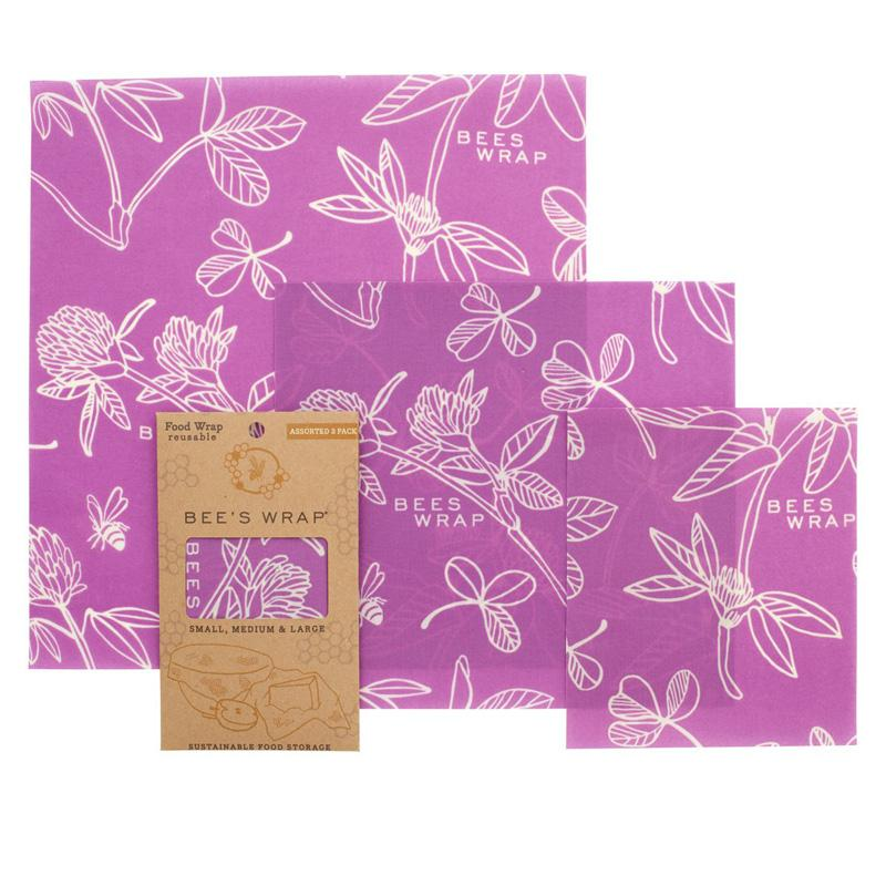 Clover Print - Assorted Set Of 3 Sizes