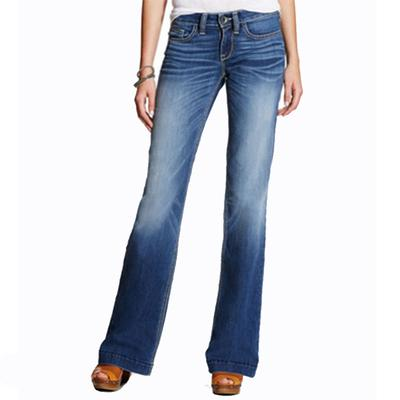 Women's Trouser Baseball Stitch Jean