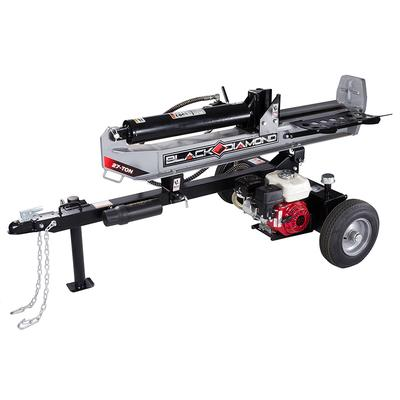 27 Ton Professional Grade Log Splitter, Honda GX Engine