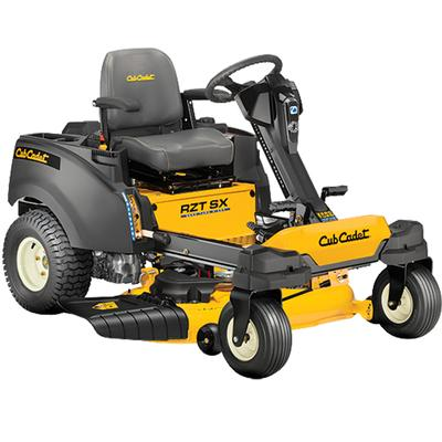 RZT® SX 42 Zero Turn Mower