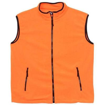 Youth Blaze Orange Fleece