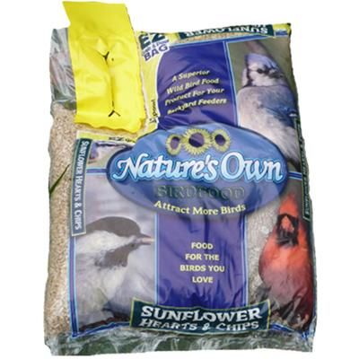 Nature's Own Bird Food Sunflower Hearts
