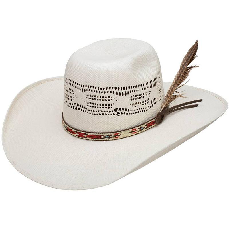 Youth's Young Guns Straw Hat