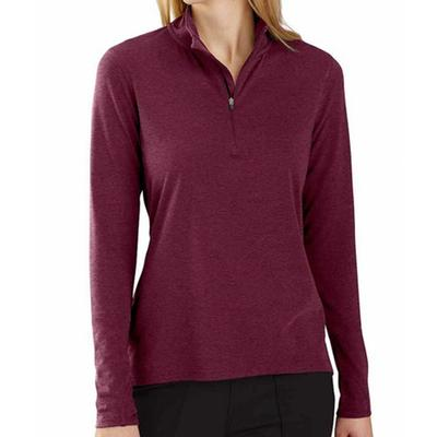 Women's Delmont Quarter-Zip Shirt