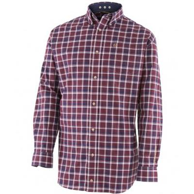 Men's Generations Fine Line Plaid Shirt