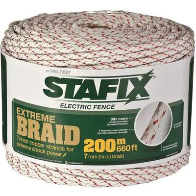 Stafix 1/4in Extreme Polibraid 660ft