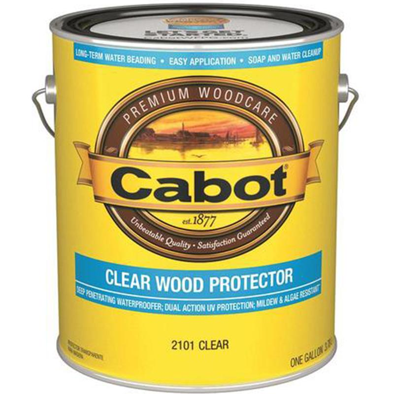 Clear Wood Protector