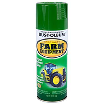 Farm Equipment Spray Paint