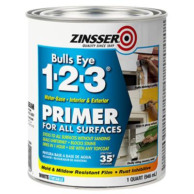 Bulls Eye 1-2-3 Water-Base Primer