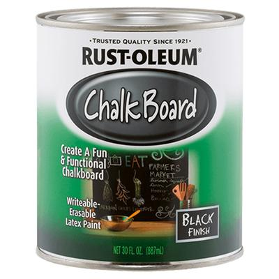 Chalkboard Brush-On Paint - Qt