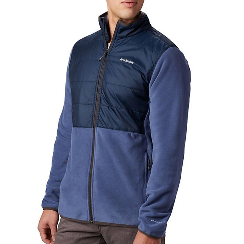 Men's Basin Butte Fleece Full Zip Jacket