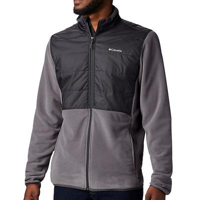 Men's Basin Butte™ Fleece Full Zip Jacket