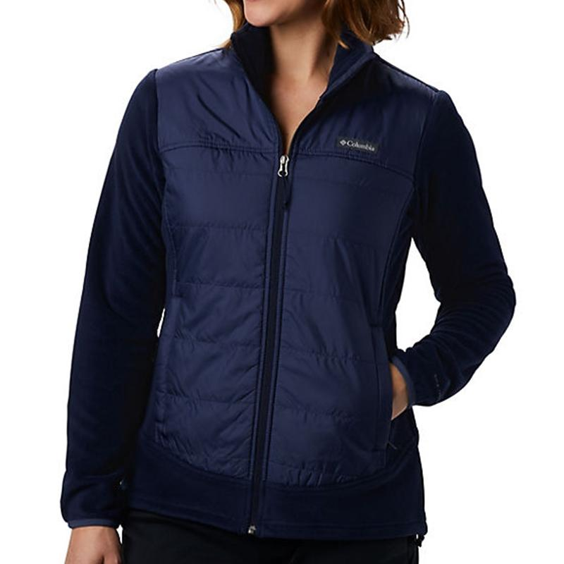 Women's Basin Butte Fleece Full Zip Jacket