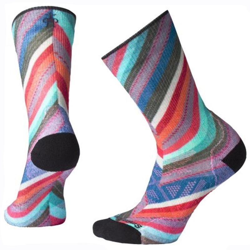 Women's Phd ® Outdoor Light Print Crew Socks