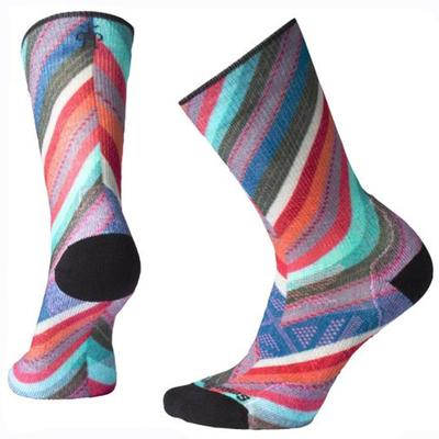 Women's PhD® Outdoor Light Print Crew Socks