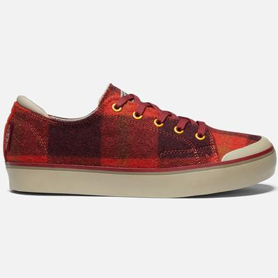 Women's Elsa III Plaid Sneaker