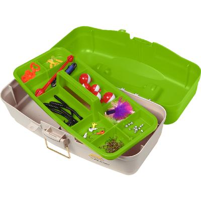 Let's Fish! One-Tray Tackle Box