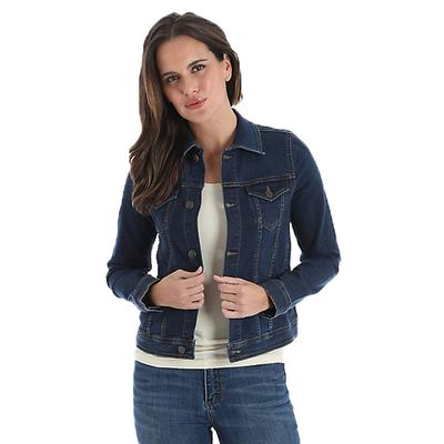 Women's Premium Denim Jacket
