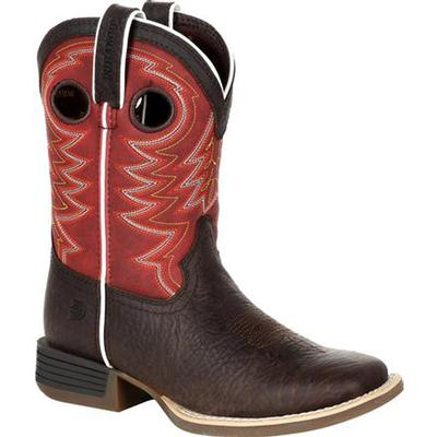 Lil' Rebel Pro Little Kid's Red Western Boot