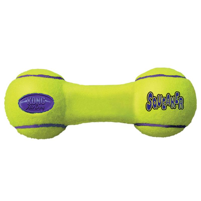 Airdog Squeaker Dumbbell - Medium