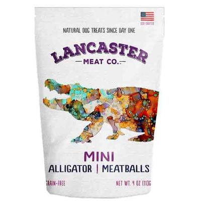 Dog Treats - Alligator Mini-Meatballs
