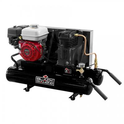 8 Gallon Honda Powered Air Compressor
