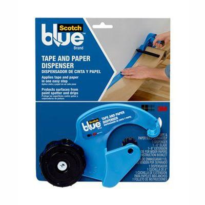 ScotchBlue Painter's Tape and Paper Dispenser