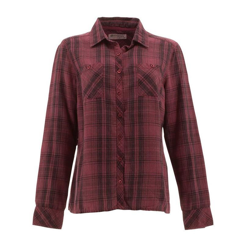 Women's Jones Boyfriend Shirt