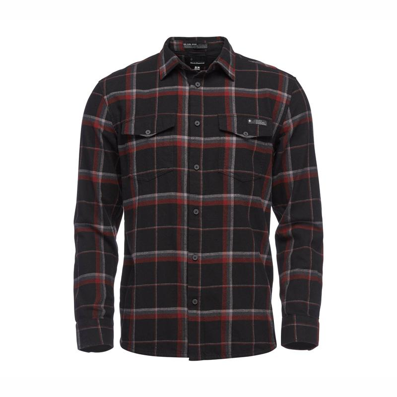 Men's Valley Long Sleeve Flannel Shirt