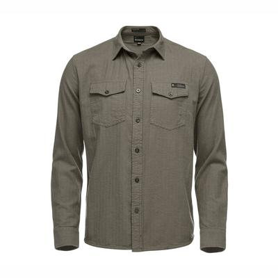 Men's Sentinel Long Sleeve Flannel Shirt